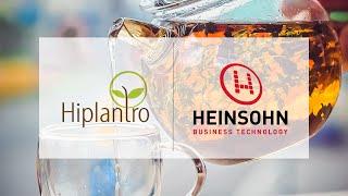 Caso de éxito Hiplantro: SAP Business One – Heinsohn