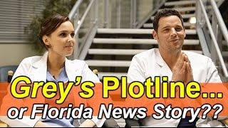 Greys Anatomy Case Or Florida News Story? We Quiz The Cast!