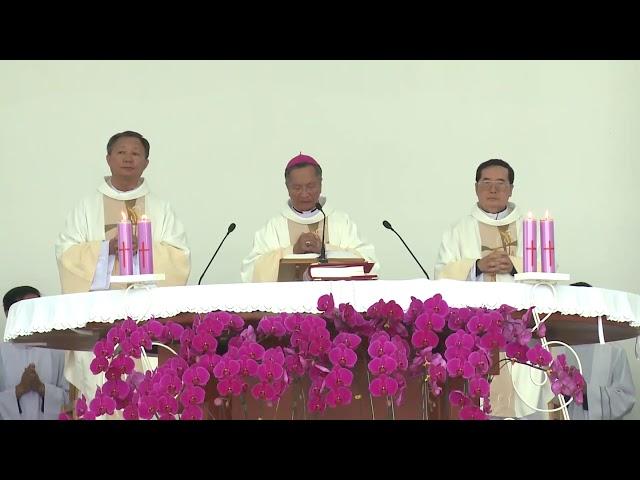 5000 gia trưởng Gp. Phan Thiết về bên Mẹ Tàpao 13.3.2019