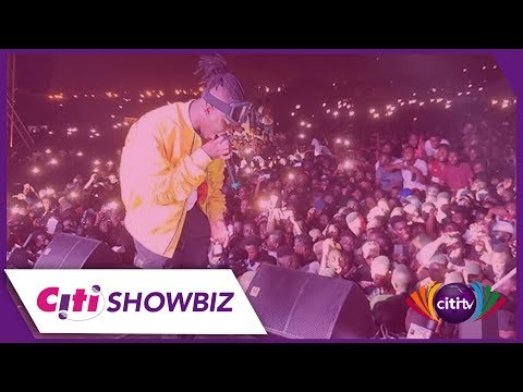 That show was free; it wasn't sold out - Stonebwoy on Reign Album launch
