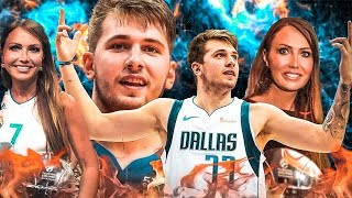 Luka Doncic - ROTY - Offensive Clinic