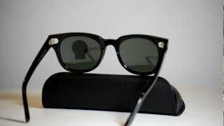 New Authentic Ray Ban Sunglasses RB4168 601 RB 4168 Made In Italy