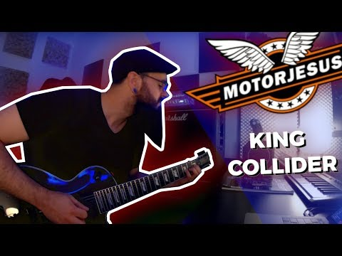 Motorjesus - King Collider Guitar Play Through with Solo