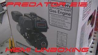 Hemi predator box stock 212cc HP tips   The H2O Mechanic