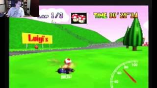 """SgtRaven - Mario Kart 64 Royal Raceway FLap PAL 57""""31 (NTSC: 47""""66)"""