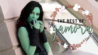 THE BEST OF MARVEL: Gamora