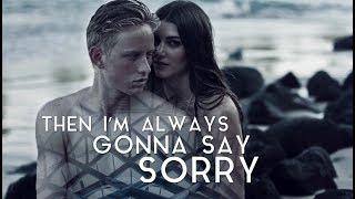 Joakim Molitor Feat. Maia Wright   Always Gonna Say Sorry (Lyric Video)