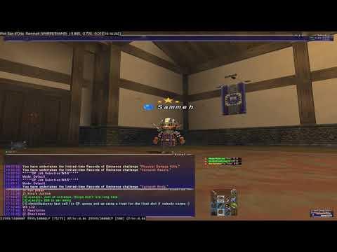 Custom Weapon Class -> WeaponSkill Command - FFXIAH com