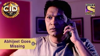 Your Favorite Character | Abhijeet Goes Missing | CID