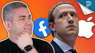 Facebook is SUING Apple Over Privacy Changes?
