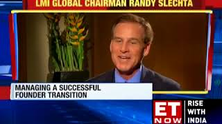 LMI Global Chairman, Mr  Randy Slechta In An Exclusive Interview With ET NOW