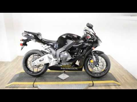 2014 Honda CBR®600RR in Wauconda, Illinois - Video 1