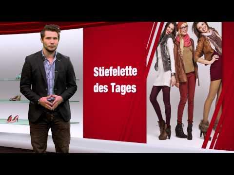 Damen Stiefeletten in Übergrößen. Große Schuhe bei schuhplus. Schuh des Tages - 22.05.2015
