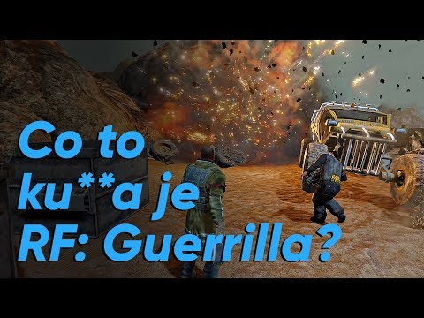 Co to ku**a je Red Faction Guerrilla Re-Mars-tered?