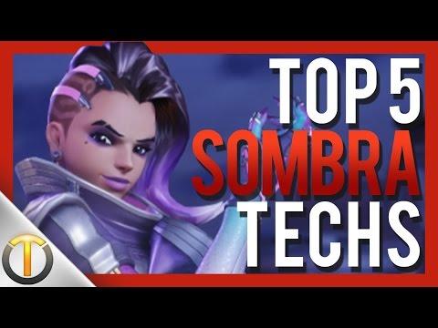 你必須知道的 Sombra  5個技巧