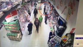 Участковый уполномоченный Южного Бутово задержал подозреваемого в краже из магазина