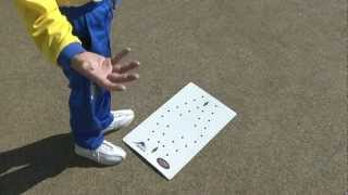 Tippers Part 3 - Foot Position for Lawn Bowls