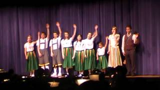 So Long, Farewell Reprise-Sound of Music AST