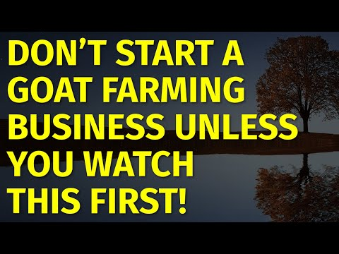 , title : 'How to Start a Goat Farming Business   Including Free Goat Farming Business Plan Template