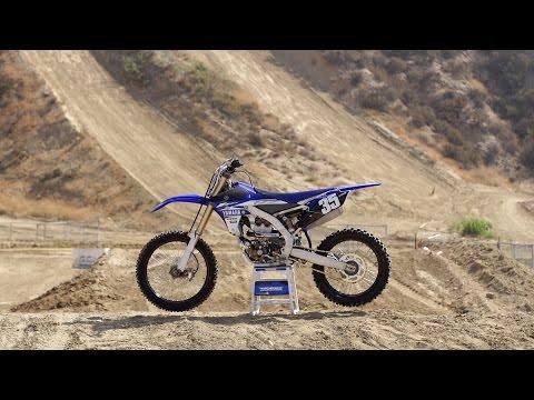First Impression | 2017 Yamaha YZ250F | TransWorld Motocross