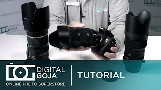 Image Stabilization: How To Stabilize Images With Heavy Lenses | Video Tutorial
