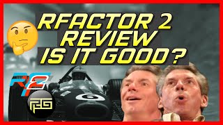 rFactor 2 - A Review... Is it good?