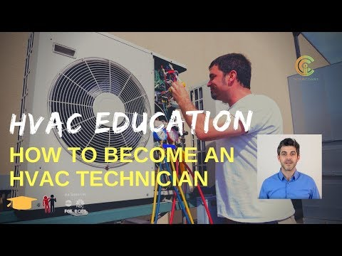 HVAC Education: How To Become an HVAC Technician - YouTube