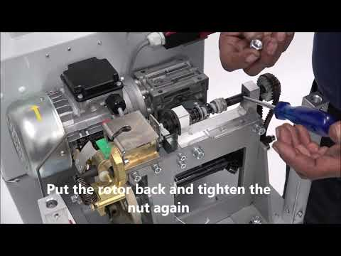 AXRO FQC2: Elastic cannot be inserted into the machine