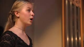 G.Hendel ' Lascia ch'io pianga'. Liza Kirkizh alto-soprano,Nika Shirocorad-piano
