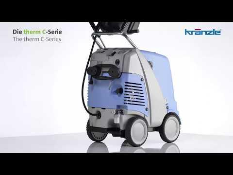 Kränzle therm C-Serie | Heißwasser-Hochdruckreiniger