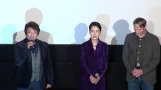 声優・井上和彦がマッツ・ミケルセンと対面!『ドクター・ストレンジ』舞台挨拶