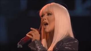 Christina Aguilera ft Blake Shelton   Just A Fool Live On The Voice.mp4