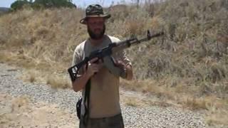 Justin Bieber Vs Dual Mag AK47