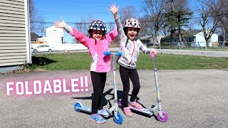 Beleev Foldable Kick Scooter Review | Best Scooter for Kids 2021
