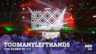 TooManyLeftHands 'Too Young To Die' live fra The Voice '16
