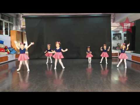 """Группа """"Мандаринки"""" - """"Minnie mouse dance"""""""