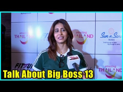 Kishwer Merchant Talk Share Her Big Boss Experience With Telly Bytes