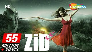 Zid 2014 HD  Mannara  Karanvir Sharma  Shraddha Das  Hindi Full Movie