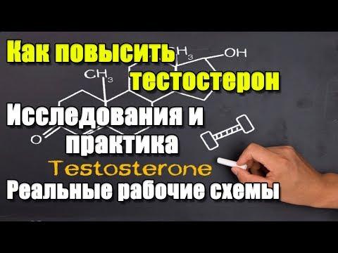 КАК ПОВЫСИТЬ ТЕСТОСТЕРОН. ГЗТ. Исследования. Реальные схемы. Примеры с практики.