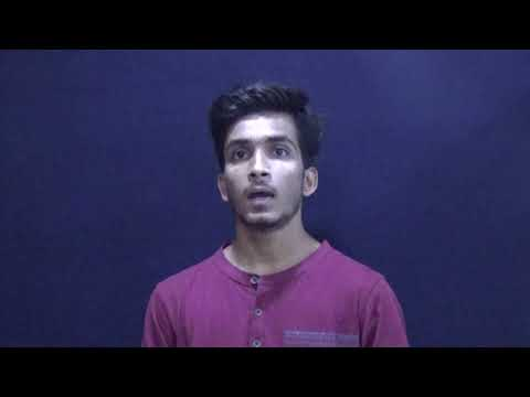 Audition of College Boy
