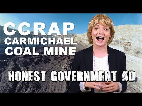 Honest Government Ad | Adani Coal Mine