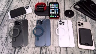 New IPhone 12, 12 Pro, 12 Pro Max and 12 Mini MagSafe Accessories
