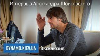 Интервью Александра Шовковского