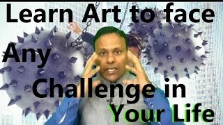 How to face challenges and problems in your life. #motivational