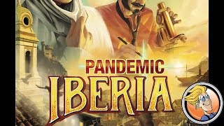 Pandemic Iberia — overview and rules explanation