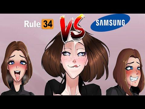 Rule 34 vs Speed Of Light | Samsung Assistant | SAM