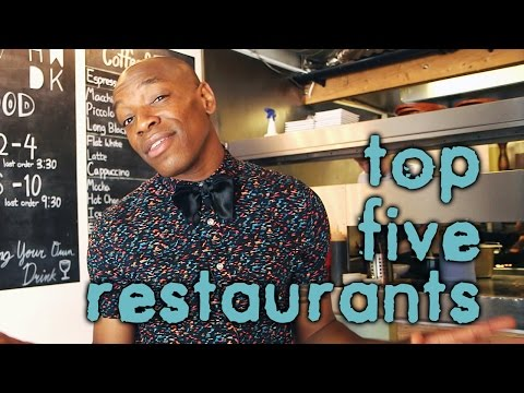 Video Top 5 London Restaurants - Get More Out of Your Meal