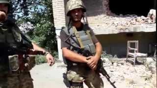 Новости Украины Обстрел Градами поселка Опытное ДНР
