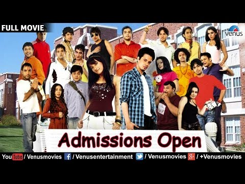 Admission Open - Full Movie | Hindi Movies Full Movie | Comedy Movies | Latest Bollywood Full Movies