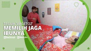 Rela Kehilangan Job Manggung, Teguh 'Vagetoz' Memilih Menemani Ibu yang Sedang Sakit di Rumah